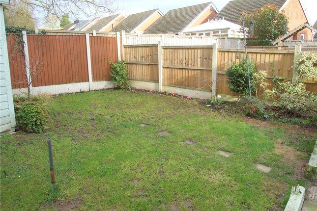 Garden of Hartshorne Road, Littleover, Derby DE23