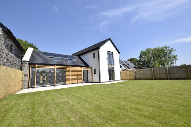 Thumbnail Detached house for sale in Sheep Field Gardens - Plot 5, Portishead, Bristol