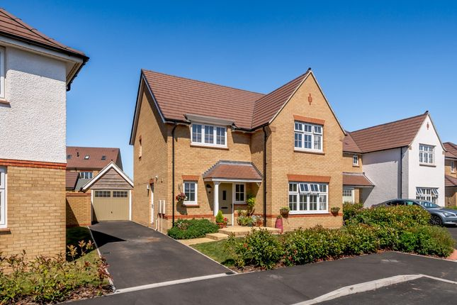Thumbnail Detached house for sale in Rossiter Close, Taunton, Somerset