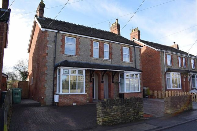 Thumbnail Semi-detached house for sale in Sheldon Road, Chippenham, Wiltshire
