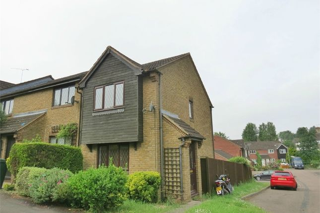 Thumbnail End terrace house for sale in Tylersfield, Abbots Langley, Hertfordshire