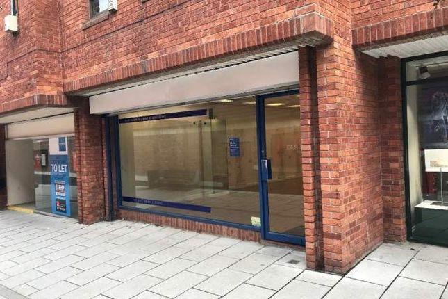 Thumbnail Retail premises to let in Unit 2 St Marks Lane, Newark, Newark