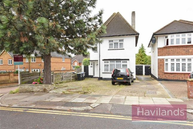 Thumbnail Detached house for sale in Chase Road, London