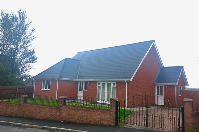 Thumbnail Detached house for sale in Nantybwch, Tredegar