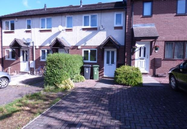 Thumbnail Terraced house to rent in Belfry Close, Carlisle