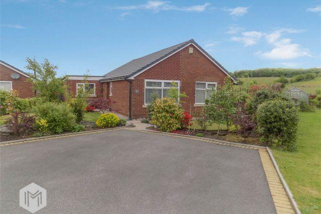 Thumbnail Detached bungalow for sale in Buckingham Avenue, Horwich, Bolton, Lancashire