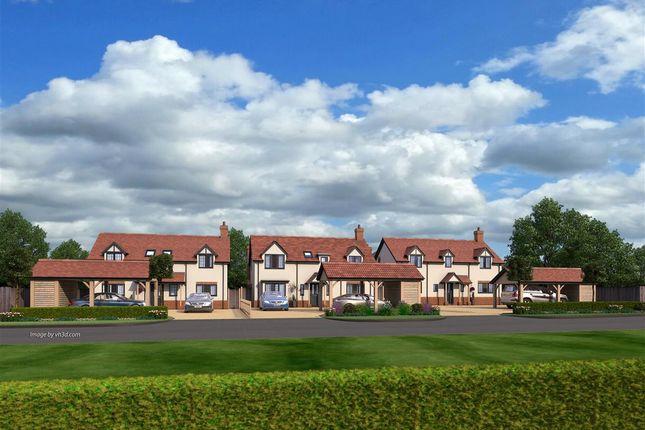 Thumbnail Detached house for sale in Plot A, Park Road, Moggerhanger