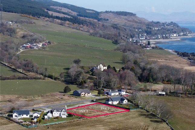 Thumbnail Detached house for sale in 2 & 3 The Meider, Toward, Argyll & Bute