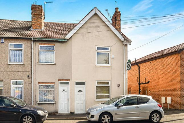 Thumbnail Terraced house to rent in Market Street, South Normanton, Alfreton