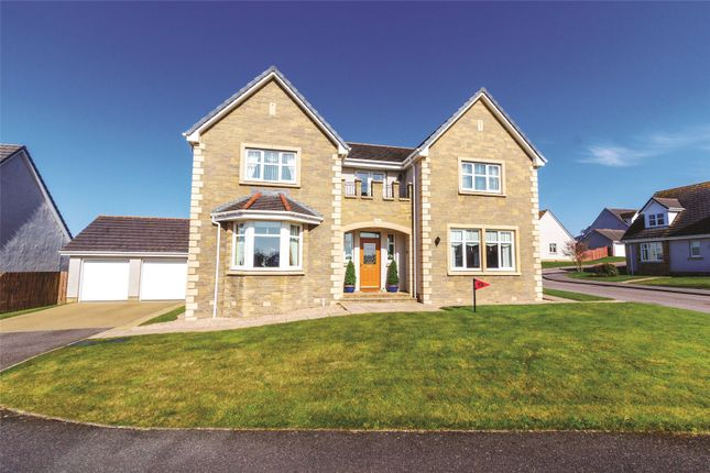 Thumbnail Detached house for sale in Slackbuie Way, Inverness