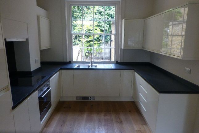 Thumbnail Terraced house to rent in St John Street, London