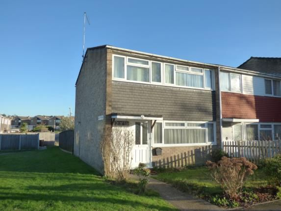 3 bed end terrace house for sale in Samples Way, Poole