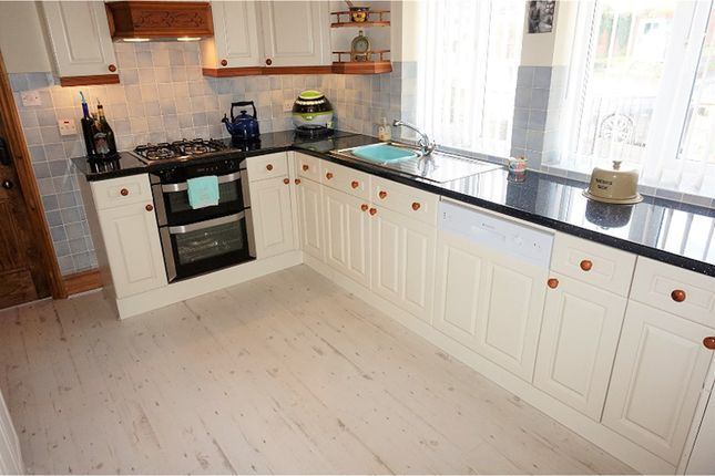 Kitchen of The Hollow, Southdown, Bath BA2