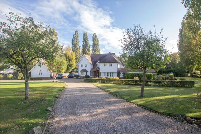 Thumbnail Detached house for sale in St. Katharines Green, Little Bardfield, Nr Thaxted, Essex