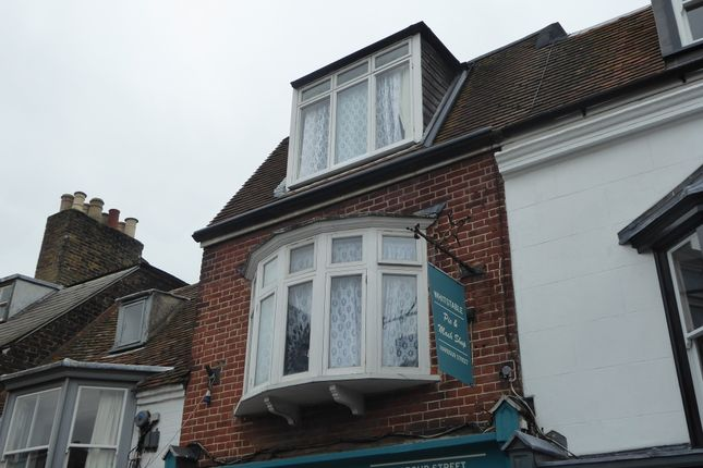 Thumbnail Flat to rent in Harbour Street, Whitstable