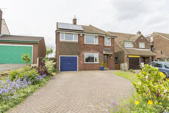 Thumbnail Detached house for sale in Cutthorpe Road, Cutthorpe, Chesterfield