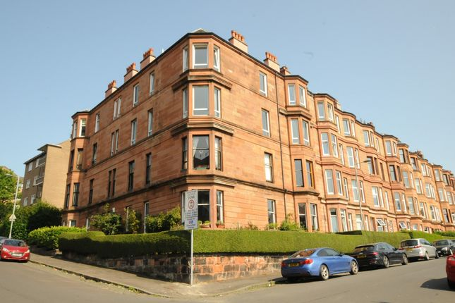 Thumbnail Flat for sale in Thornwood Drive, Glasgow