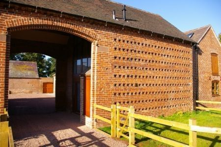 Thumbnail Barn conversion to rent in Dunley, Stourport-On-Severn