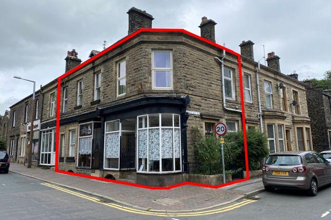 Thumbnail Retail premises for sale in Burnley Road East, Waterfoot, Rossendale