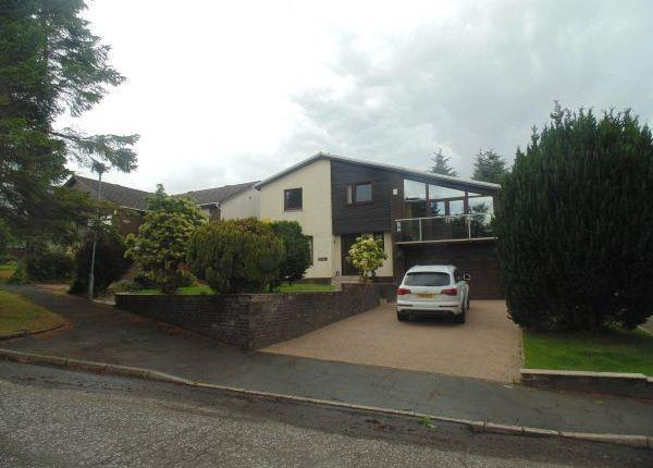 Thumbnail Detached house to rent in Glen Brae, Bridge Of Weir