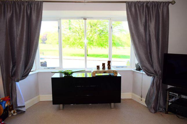 Sitting Room of St. Christophers Home, Abington Park Crescent, Abington, Northampton NN3