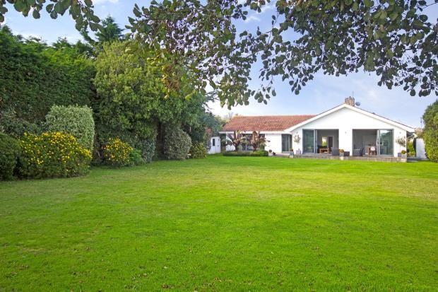 Thumbnail Detached bungalow for sale in Clos Du Chaumette, Forest, Guernsey