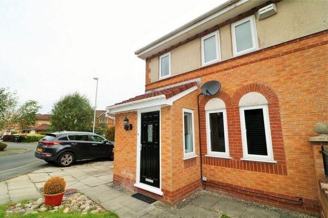 Thumbnail Semi-detached house to rent in Squires Wood, Fulwood, Preston, Lancashire