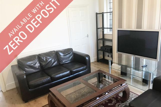 Living Area of Cromwell Road, Salford M6