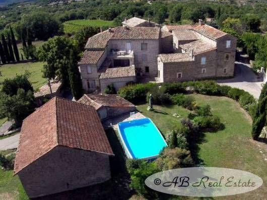 Thumbnail Farmhouse for sale in Quissac, France