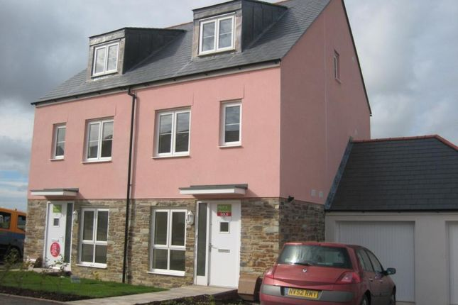 Thumbnail Property to rent in Kimlers Way, St Martin, East Looe, Cornwall