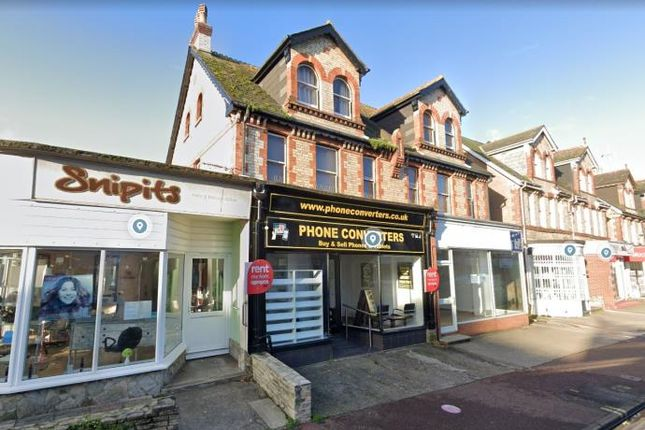 Thumbnail Studio to rent in Hyde Road, Paignton, Devon