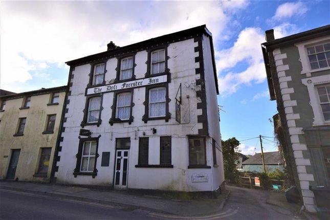 Thumbnail Semi-detached house for sale in Dyfi Foresters Inn, Heol Y Doll, Machynlleth, Powys