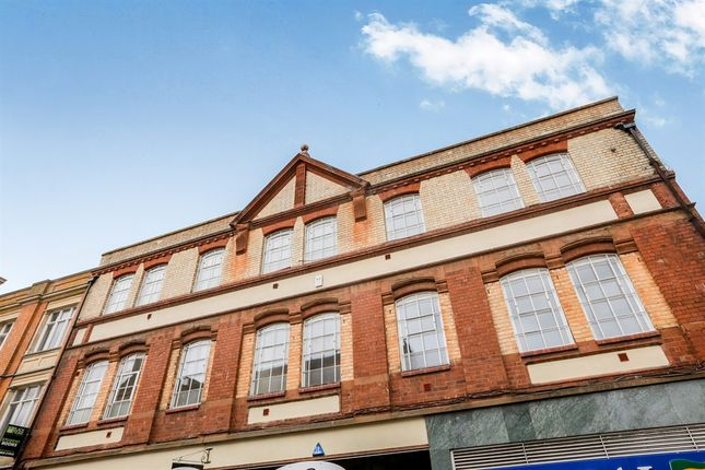 1 bed flat for sale in Trinity Street, Worcester