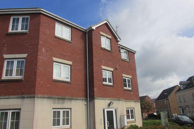 Thumbnail Flat to rent in Six Mills Avenue, Gorseinon, Swansea