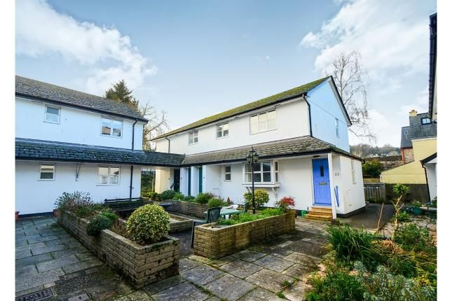 Thumbnail Flat for sale in St. Katherines Way, Totnes
