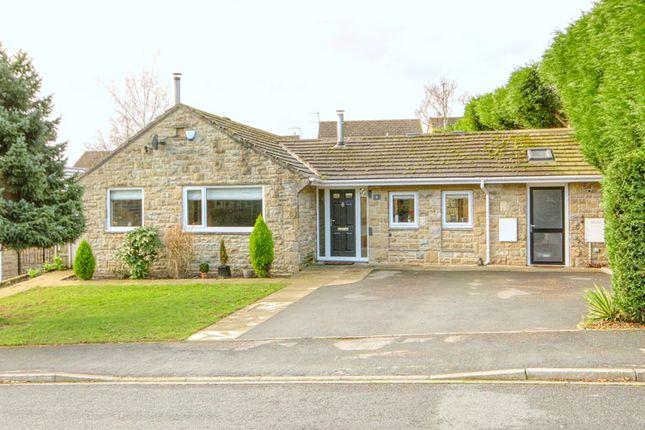 Thumbnail Detached bungalow for sale in Park Wood Close, Skipton