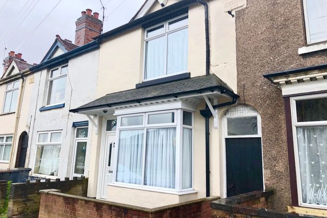 Thumbnail Terraced house to rent in Haunchwood Road, Nuneaton