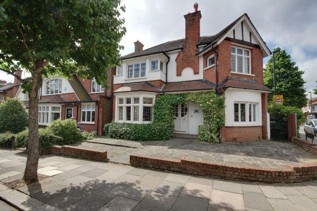 Thumbnail Detached house for sale in The Grangeway, Grange Park