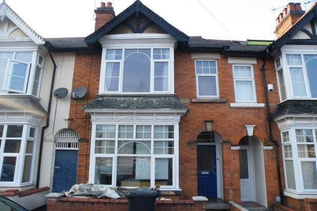 Thumbnail Property to rent in William Street, Loughborough