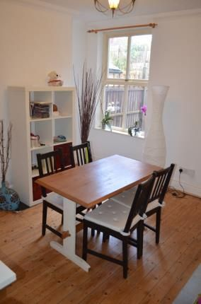 Dining Room of Weston Terrace, Sherwood, Nottingham NG5