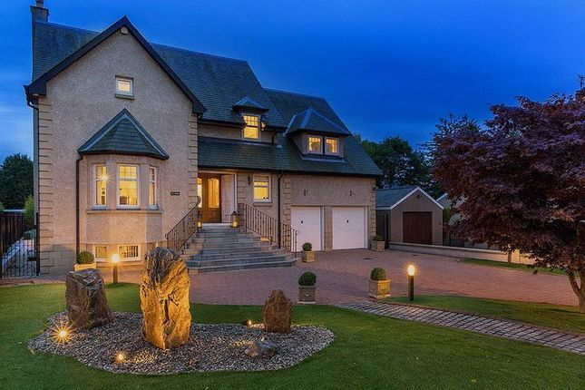 Thumbnail Detached house for sale in Mo Aisling, Acre Road, Muirhouses, Bo'ness