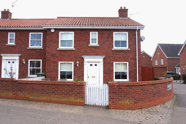 Thumbnail Detached house for sale in Rollesby Road, Martham, Great Yarmouth