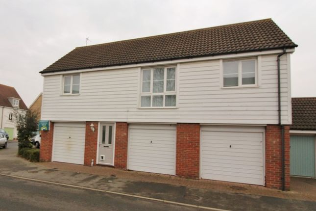 2 bed maisonette to rent in Thomas Crescent, Kesgrave IP5