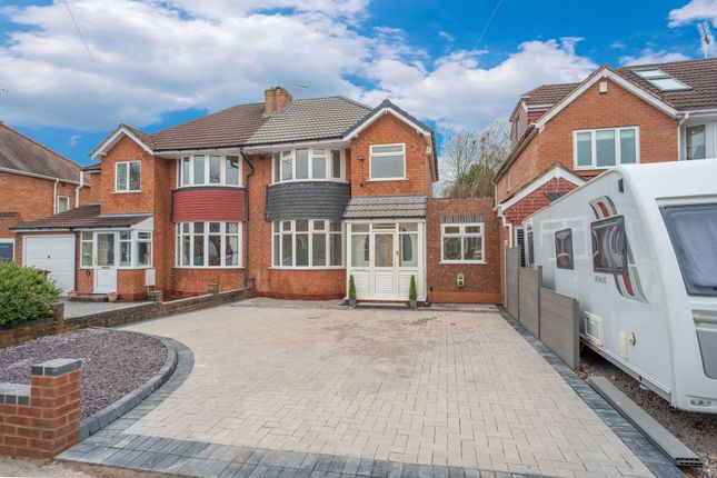 4 bed semi-detached house for sale in Wells Green Road, Solihull B92
