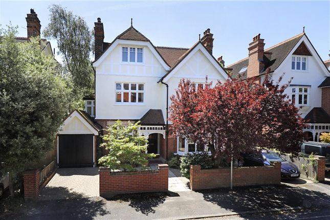 Thumbnail Detached house to rent in Ridgway Gardens, Wimbledon Village