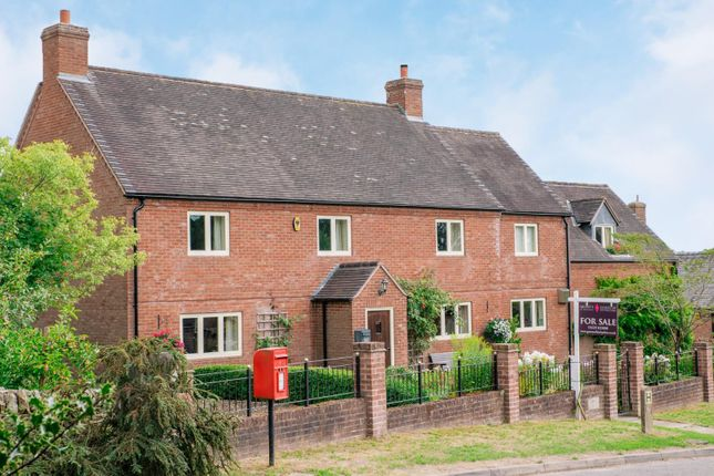 Thumbnail Detached house for sale in Church Lane, Mugginton, Weston Underwood, Ashbourne