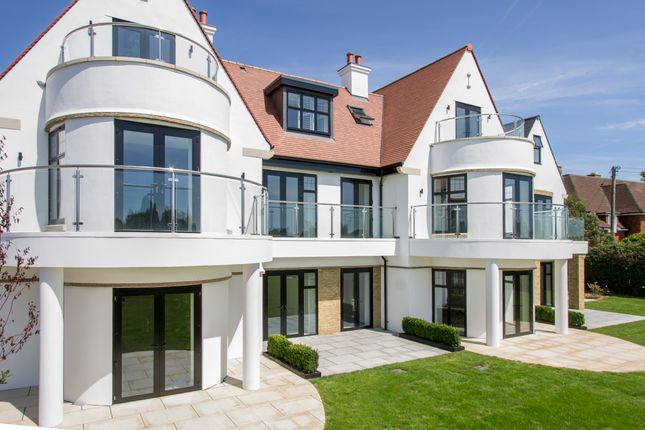 Thumbnail Flat for sale in Barton Common Road, Barton On Sea