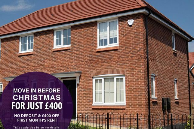 Thumbnail Property to rent in Pool Avenue, Prescot