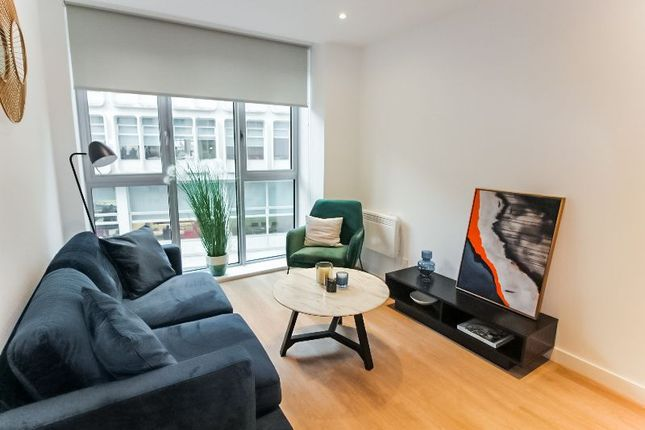 1 bed flat to rent in Apartment, Quay Street, Salford M3