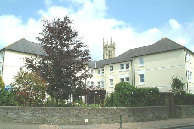 Thumbnail Flat for sale in Barum Court, Litchdon Street, Barnstaple